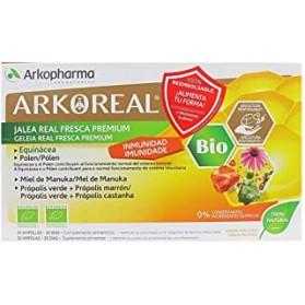 Arkopharma Arkoreal Jalea Real Inmunidad 20Ampollas.