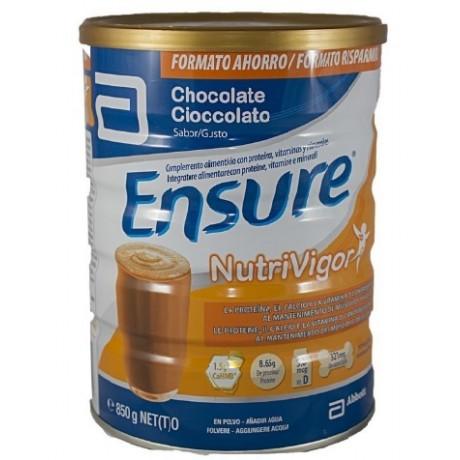 Ensure NutriVigor Sabor Chocolate (850 gramos)