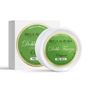 Bella Aurora Crema De Belleza Doble Fuerza Anti Manchas Aclarante (30ml) piel seca