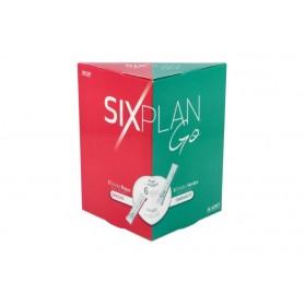 TRIESTOP SIXPLAN GO 6sticks rojos+6sticks verdes