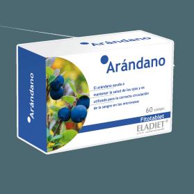 Eladiet Fitotablet Arandano (60 comprimidos 330 mg.)