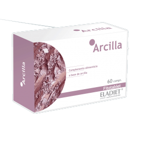 Eladiet Fitotablet Arcilla (60 comprimidos 330 mg)