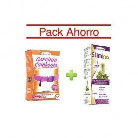 Drasanvi Pack-Slim ( Slimina 500 ml. + Garcinia de Cambogia 60 cápsulas)