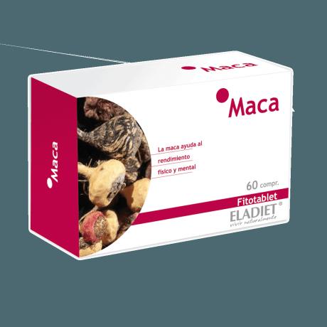 Eladiet Fitotablet Maca (60 comprimidos 330 mg.)