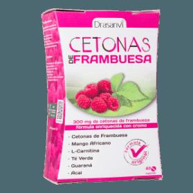 Drasanvi Cetonas de Frambuesa ( 60 comprimidos )