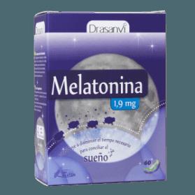 Melatonina Drasanvi 1,9mg (60 capsulas.)