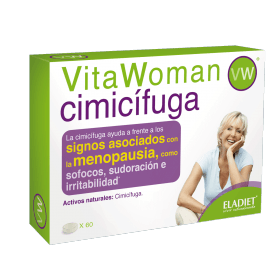 Eladiet VitaWoman Cimicifuga (60 comprimidos.)