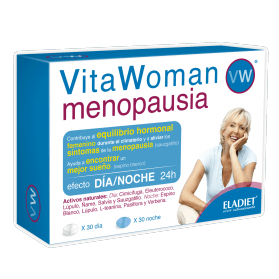 Eladiet Vitawoman Menopausia (60 Comprimidos.)