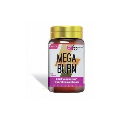 Biform Mega Burn Dietisa (60 capsulas.)