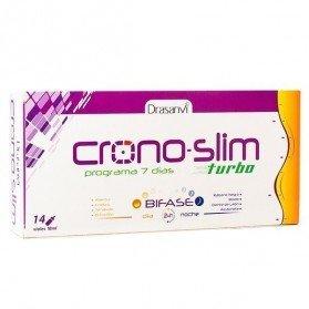 Drasanvi Crono Slim Turbo (14 Viales.)