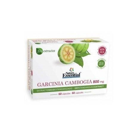 Nature Essential Garcinia Cambogia 800 mg (60 capsulas.)