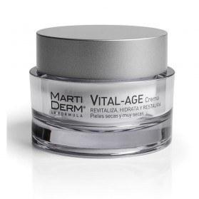 Martiderm Vital Age Platinum Piel Seca/ Muy Seca (50 ml.)