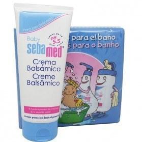 Sebamed Crema Balsamica Obsequio Libro para el Baño (200 ml.)