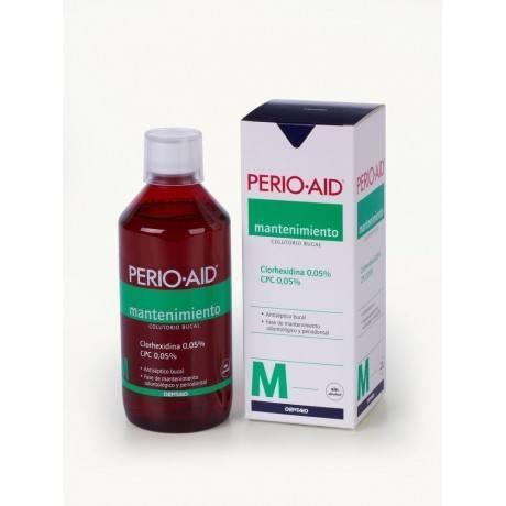 Perio Aid Mantenimiento Colutorio (500 ml.)