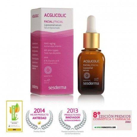 Aglicolic Serum Liposomado Sesderma (30 ml.)