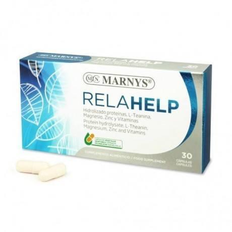 Marnys Relahelp (30 cápsulas)