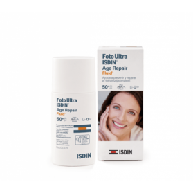 Isdin Age Repair SPF50 Fusion Fluid (50 mL.)