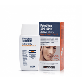 Isdin Active Unify SPF 100 Fusion Fluid Color (50 ml.)