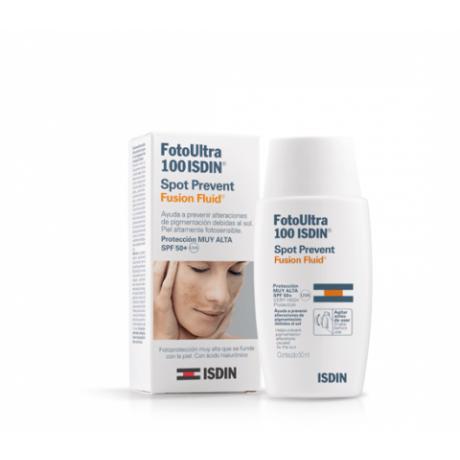 Isdin Spot Prevent Fusion Fluid SPF 100 (50ml.)