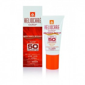 Heliocare Color Gel Cream Brown SPF50 (50 ml.)
