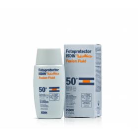 Isdin Pediatrics Fotoprotector Fusion Fluid SPF50+ (50 ML).