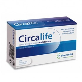 Circalife Melatonina Pharmadiet (30 comprimidos)