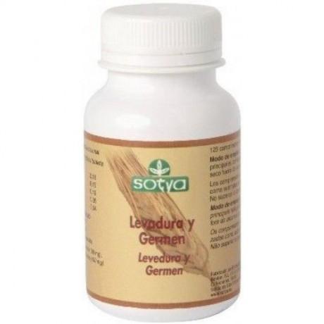 Sotya Levadura y Germen de Trigo (225 comprimidos de 600 mg)