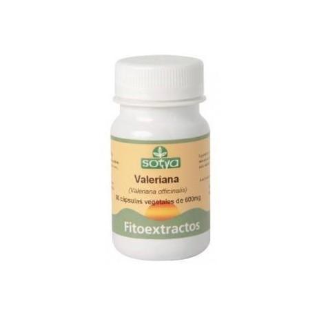 Sotya Valeriana (60 capsulas de 600 mg.)