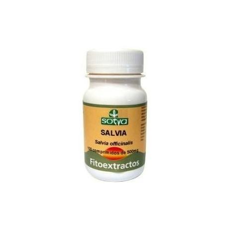 Sotya Salvia (100 comprimidos de 500 mg.)