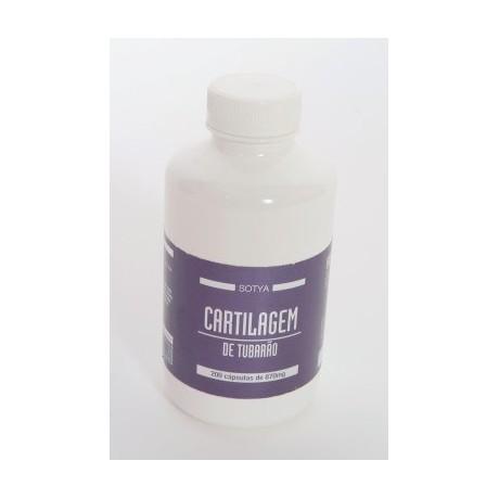Sotya Cartílago de Tiburón (90 capsulas de 500 mg.)
