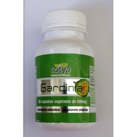 Sotya Garcinia de Cambogia (90 capsulas de 500 mg.)