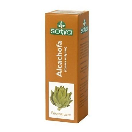 Sotya Alcachofa (100 Comprimidos 500 MG).