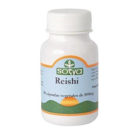 Sotya Reishi (90 capsulas de 500 mg)