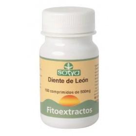 Sotya Diente de Leon (100 Comprimidos 500 MG).