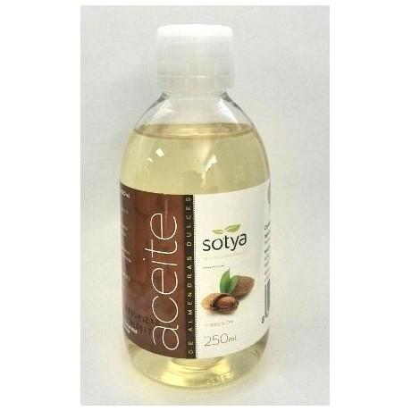 Sotya Aceite de Almendras 100% Puro (500 ml.)
