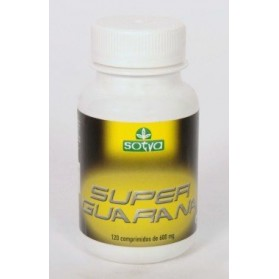 Sotya Super Guarana (120 comprimidos.)