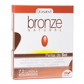 Drasanvi Bronze Natural Perlas de Sol (30 perlas)