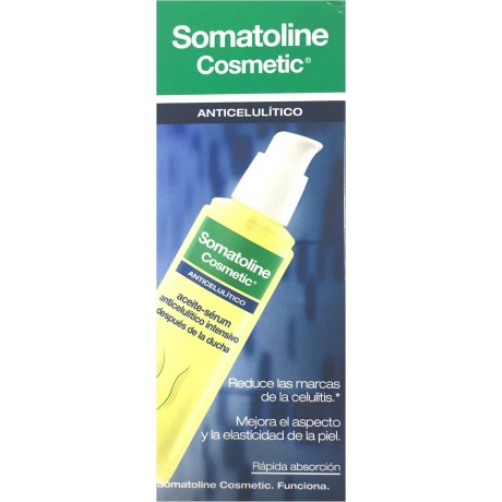 Somatoline Aceite Serum Anticelulítico (125 ML).