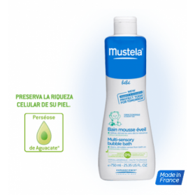 Mustela Babygel (750 ML).