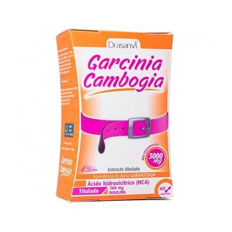 Drasanvi Garcinia de Cambogia (60 capsulas)