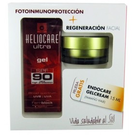 Heliocare Ultra Gel 90 (50 ml) + Regalo Gelcream (15 ml.)