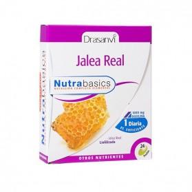 Drasanvi Nutrabasics Jalea Real 1000 mg (24 perlas)