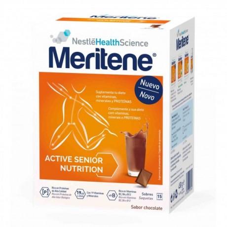 Meritene Nestle Sabor Chocolate (15 sobres)