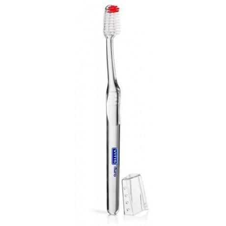 Vitis duro Cepillo de dientes