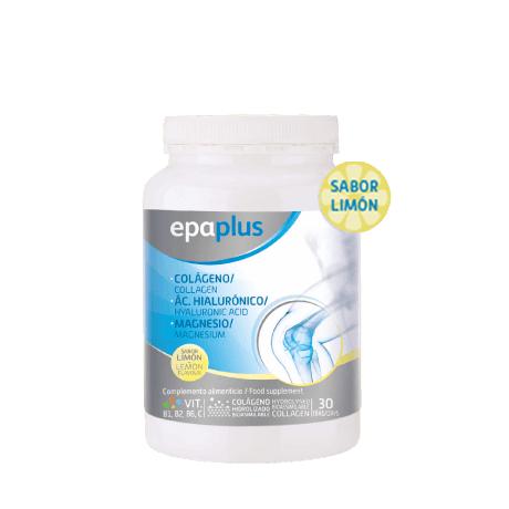 Epaplus Colageno Magnesio Sabor Limon (332 gramos)