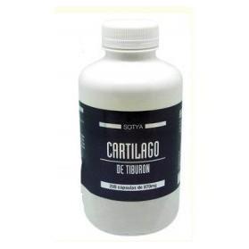 Sotya Cartilago de Tiburon (90 capsulas de 870 mg.)