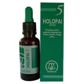 Pai 5 Holopai Gotas Equisalud (31 ml.)