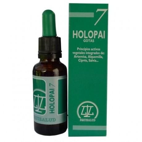 Pai 7 Holopai Gotas Equisalud (31 ml.)