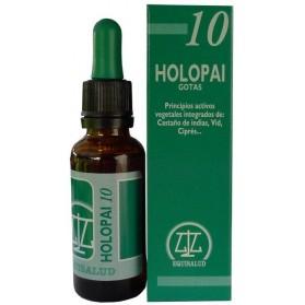Pai 10 Holopai Gotas Equisalud (31 ml.)