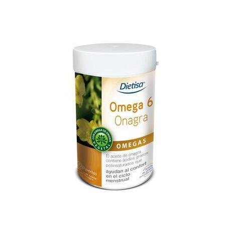 Dietisa Omega 3 y Onagra (120 perlas)